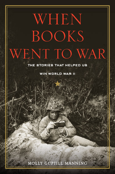For the complete story of how books helped win World War II, read When Books Went to War.